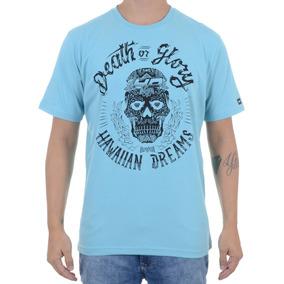 Camiseta Masculina Hd Death Or Glory