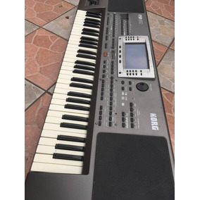 Teclado Korg Pa60 Arranger Workstation