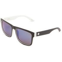 Gafas Spy Optic Discordia Square Sunglasses Pared Blanca, 5