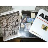 4 Fasciculos Arte, La Guia Visual Definitiva La Nacion