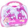 Kit Maleta Barbie Médica Com Acessórios Bb8893 - Fun