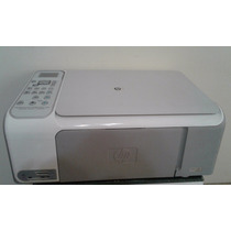 Impresora Multifuncional Hp (todo En Uno) Series C4700