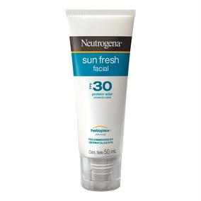 Neutrogena Sun Fresh Facial Fps30 Protetor Solar 50ml