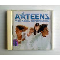 A Teens The Abba Generation Cd Edicion Mexicana 1999