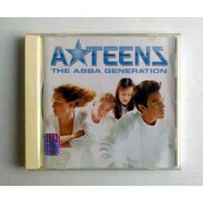 A Teens The Abba Generation Cd Edicion Mexicana 1999