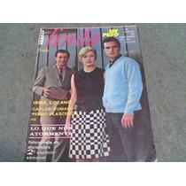 Fotonovela Linda Irma Lozano Año 1966