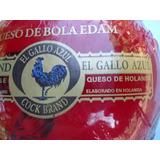 Queso De Bola Gallo Azul 1.425 Kg Edam Holandés