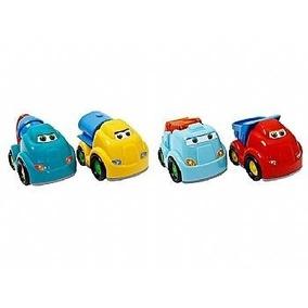 Baby Work 4 Caminhões Big Star Brinquedos