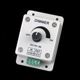 Dimmer Ajustable Regulador Led 12 Voltios 8 Amp