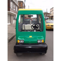 Camioneta En Fibra De Vidrio Carroceria