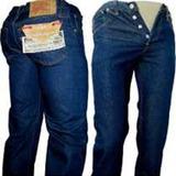 Pantalon En Dril Y Jeans 501 Aaa 5 Bolsillos Para Hombre