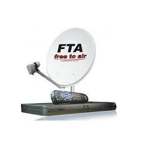 Kit Receptor Tv Satelital Fta Gratis Azamerica Globalsat