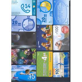 Álbum +coleção 21 Cartões Telefônicos!!!