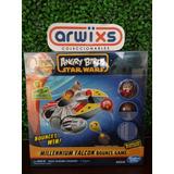 Halcon Milenario Angry Birds Star Wars