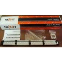 Patch Panel 24p Cat 6 Marca Nexxt