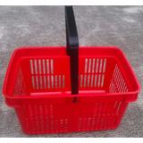 Nuevo Canasto Plastico Autoservicio Supermercado Factura C