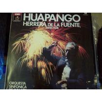 Disco Acetato De Huapango, Herrera De La Fuente, Director
