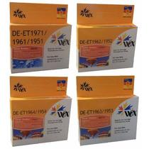 4 Cartuchos Compatibles Wox Xp211, Xp201, Xp101, Xp401