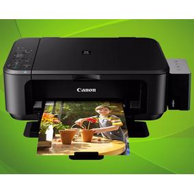 Canon Mg3610 Wi-fi Duplex Con Sistema Continuo Adaptado
