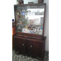 Vitrina muebles antiguos en c rdoba en mercado libre - Muebles antiguos cordoba ...
