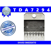 Tda7294 Circuito Integrado C.i ** Original**