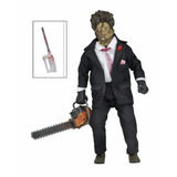 Leatherface O Massacre Da Serra Elétrica 2 Neca Horror Filme