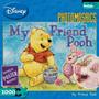 Rompecabezas Disney Winnie Pooh Fotomosaico 1000 Pz Buffalo