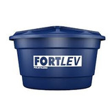 Caixa D´agua Fortlev C/tampa 1000 Litros 10 Caixas *