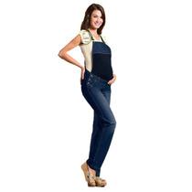 - Overol De Maternidad Andrea Ajustadores Laterales 1116090