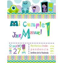 Invitaciones Digitales Monster Inc.