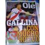 Diario Ole Poster Gigante River Vs Boca Libertadores 2015
