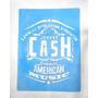 Johnny Cash At Folsom Prison Stencil Plantilla Acetato 28x32