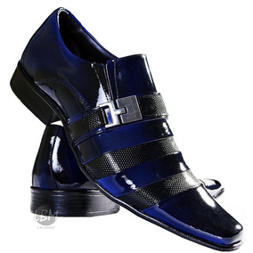 Sapato Masculino Social Luxo #calçados Moda Masculina Slim