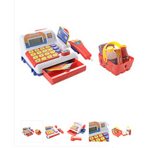 Caja Registradora Juguete Niñas -nenas Calculadora Verdadera