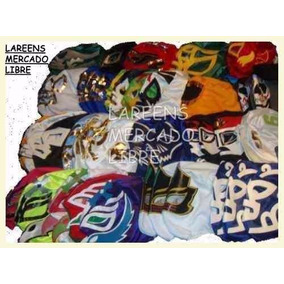 Mascaras De Luchadores Economicas Preciosolomayoreo24.49 C/u