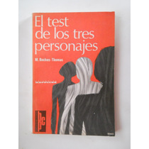 El Test De Los Tres Personajes Backes And Thomas+