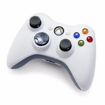 Controle Xbox Branco Wireless Original Controle Xbox Sem Fio