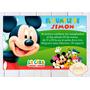 Kit Imprimible Mickey Y Amigos La Casa De Mickey Mouse Candy