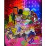 Kit Balada Com Piscas,neon,150 Itens+frete Grátis+brindes
