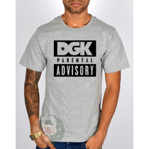 Camiseta Camisa Dgk Parental !!!