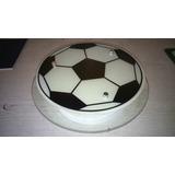 Lampara De Techo Plafon Deporte Pelota De Futbol Infantil