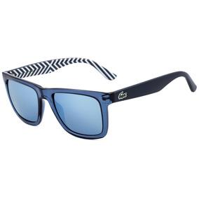Lacoste L 750s - Óculos De Sol 424 Azul Translúcido E