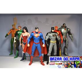 Bonecos Liga Da Justiça - Unidade