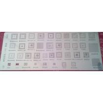Stencil Celular A425 Reballing Mtk Envió Gratis!!