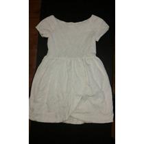 Vestido De Fiesta Marca Zara Importado Talle 9/10 Años