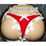 Tortas Linea Erotica (confy Salys)colas 3d