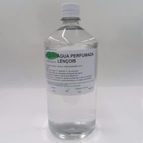 Base Água Perfumada Para Roupas E Lençois 1l
