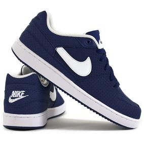 Zapatillas Nike Priority Low Sb Hombres Cuero 641894-411