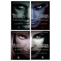Kit Livros - Coleção Diários Do Vampiro (4 Livros) !