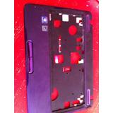 Carcasa Superior Morada + Touch Toshiba L645d Funcionando